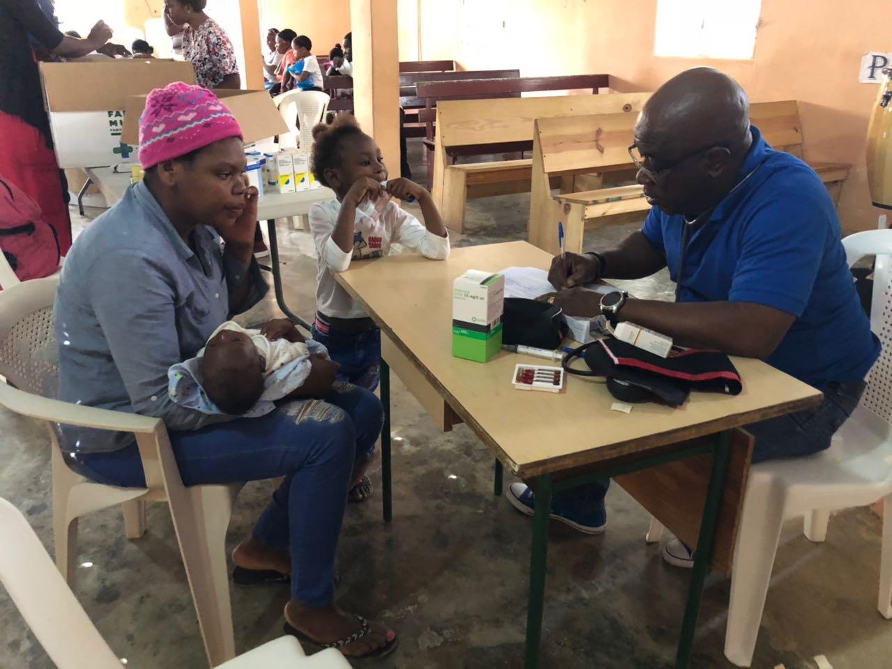 Priorizamos en 2018 la atención sanitaria de emergencia a menores y mujeres refugiadas en Siria, Uganda, Kenia y RD Congo
