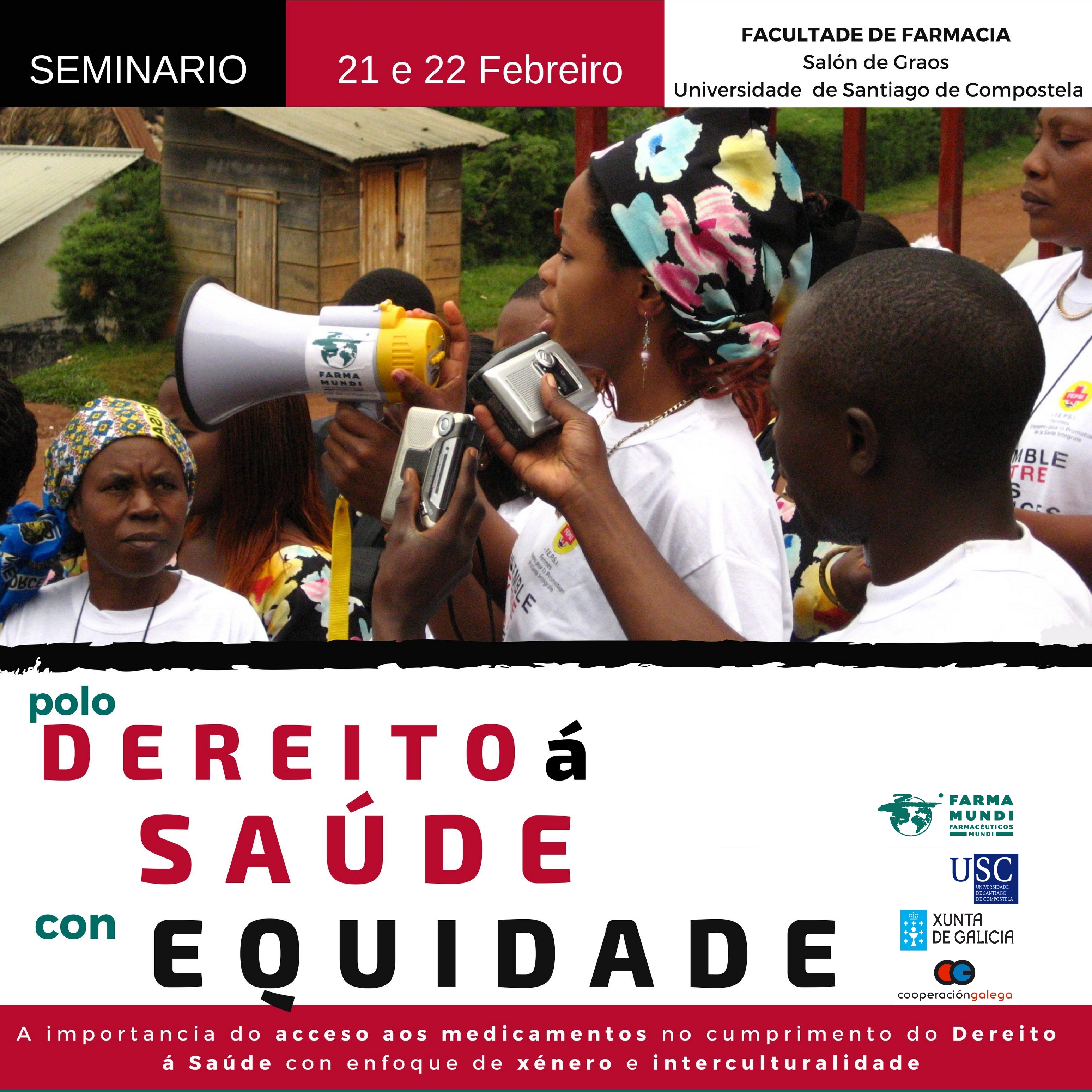 Expertos abordan en Santiago cómo superar la invisibilidad de la mujer en el derecho global a la salud