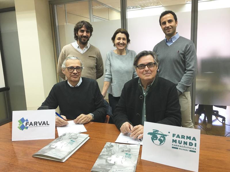 Sumamos esfuerzos con la Asociación Empresarial de Farmacéuticos Valencianos en defensa de la salud global