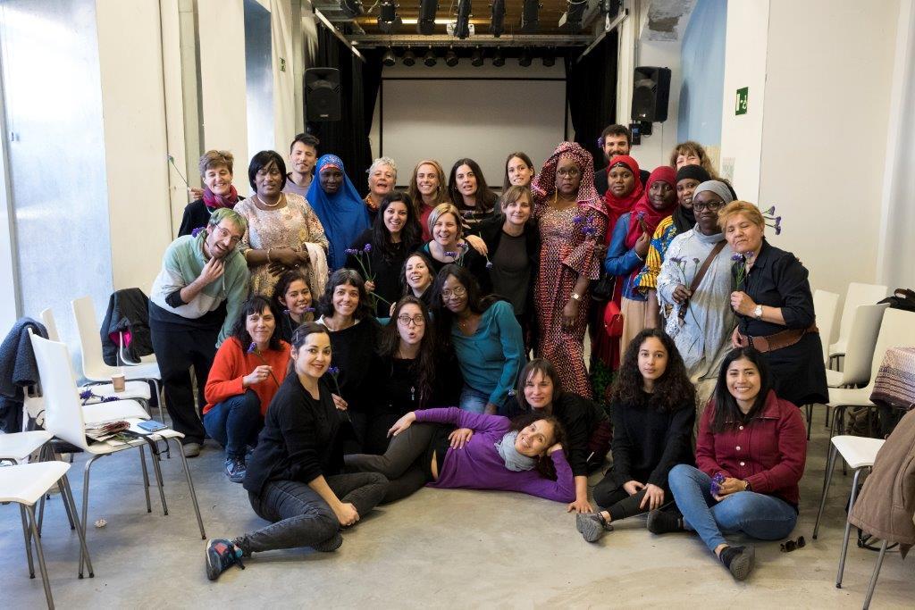 Realizamos un encuentro de género y salud a través del teatro para transformar la sociedad