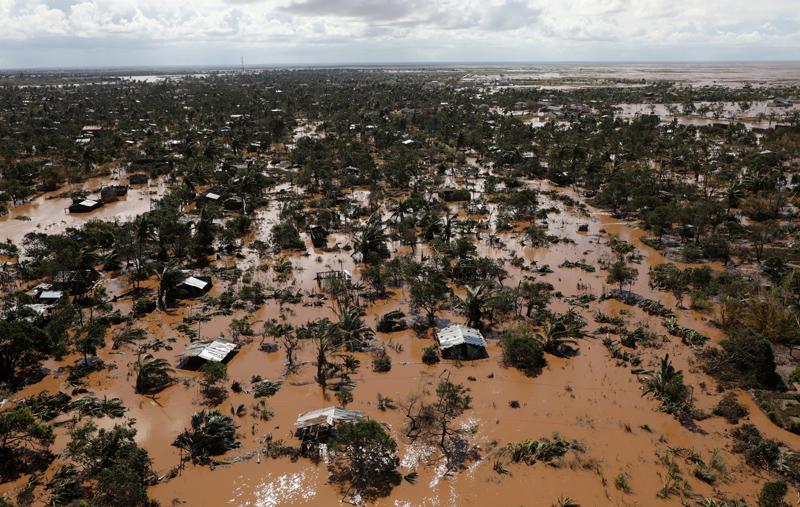 El Fondo de Emergencias de Farmamundi se ha activado para dar apoyo a la población damnificada por el ciclón Idai en Mozambique