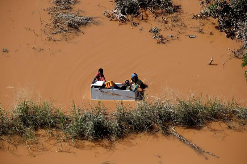 Emergencia Mozambique | Facilitamos kits de abrigo, higiene y alimentos a la población afectada por el ciclón Idai