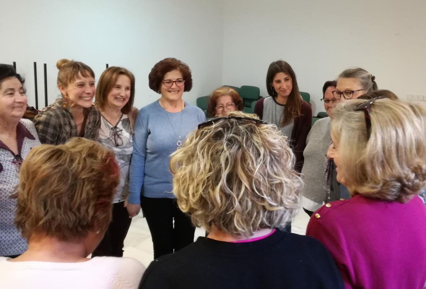 Farmamundi desarrolla un proyecto de educación en Andalucía con las mujeres rurales