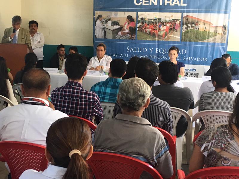 Empleo | Técnico/a de proyectos de cooperación en El Salvador