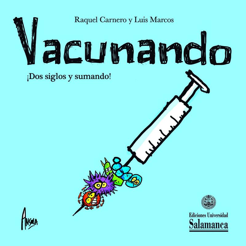 Farmamundi entrevista a Raquel Carnero, coautora del libro Vacunando