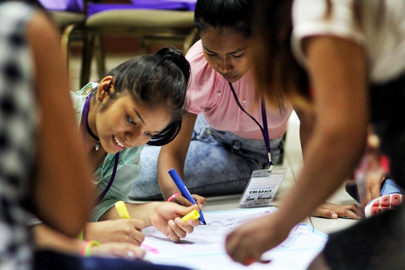 Adolescentes y jóvenes de Pucallpa (selva amazónica peruana) reflexionan sobre la violencia de género