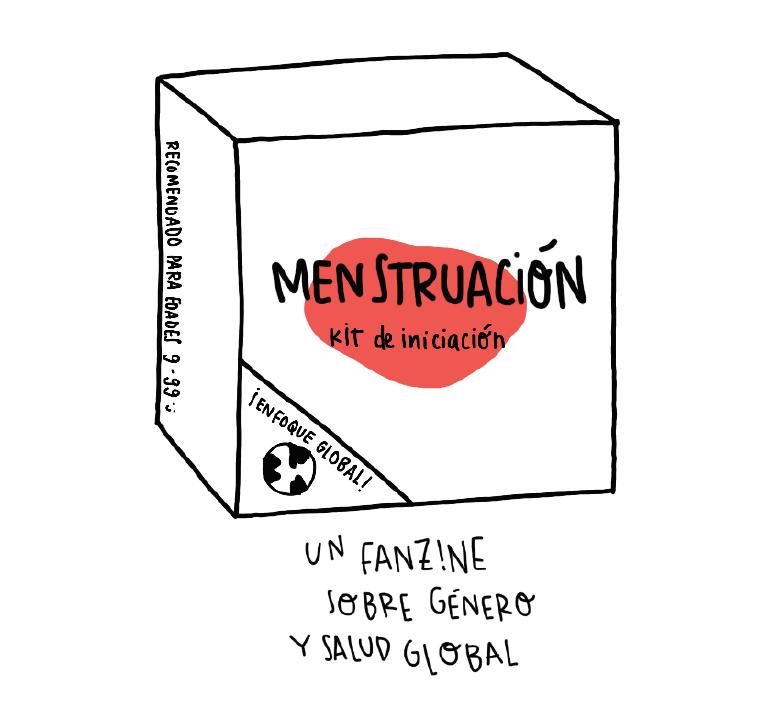 Farmamundi lanza un fanzine sobre la menstruación para desmontar estereotipos y falsas creencias