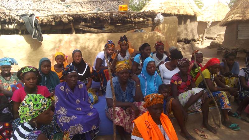 Farmamundi trabaja para erradicar la fístula obstétrica en Malí