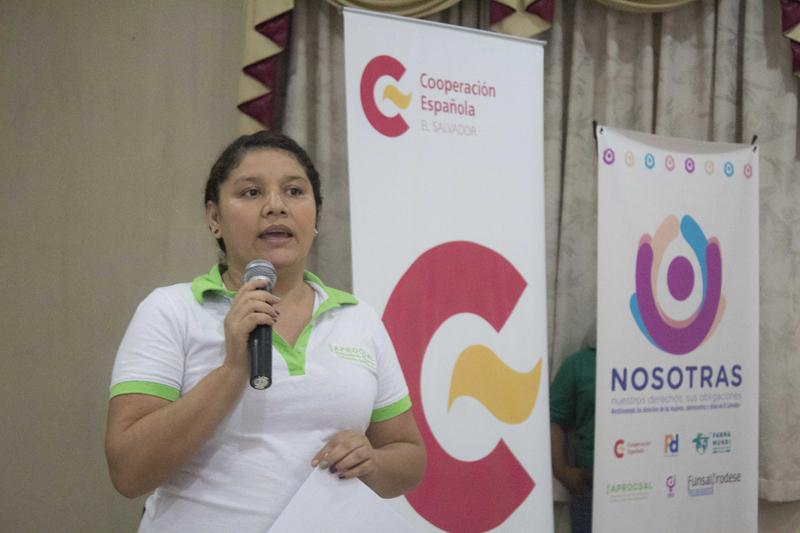 Farmamundi presenta en El Salvador el programa de salud de AECID