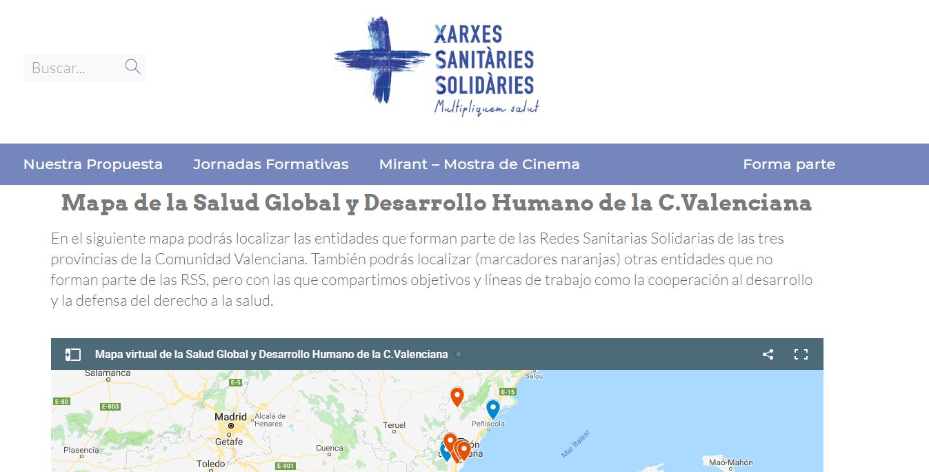 Presentamos el mapa de la salud global y el desarrollo humano de la Comunitat Valenciana