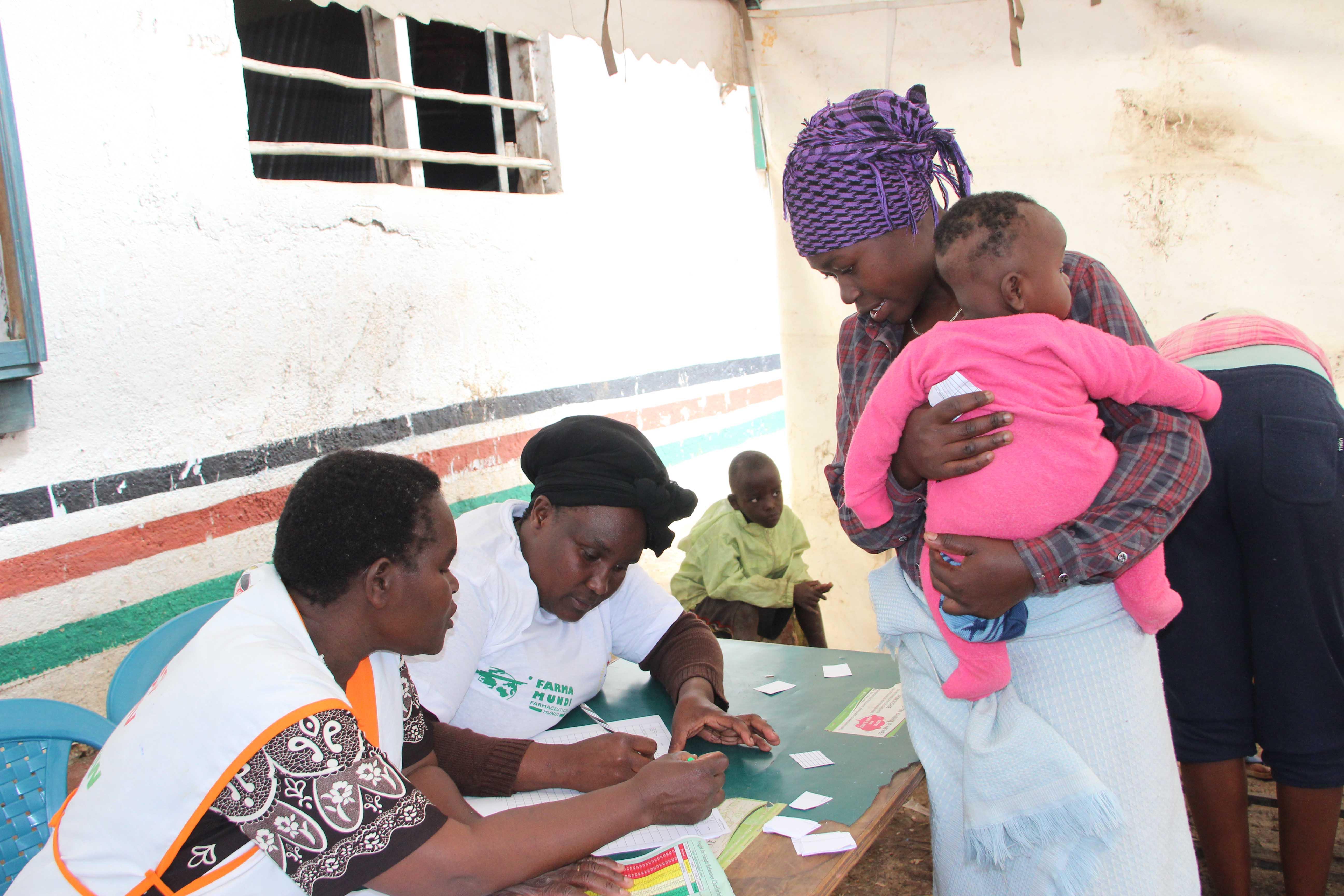 Memoria 2018 | Más de 42.900 mujeres y niñas reciben atención sanitaria de emergencia en 2018