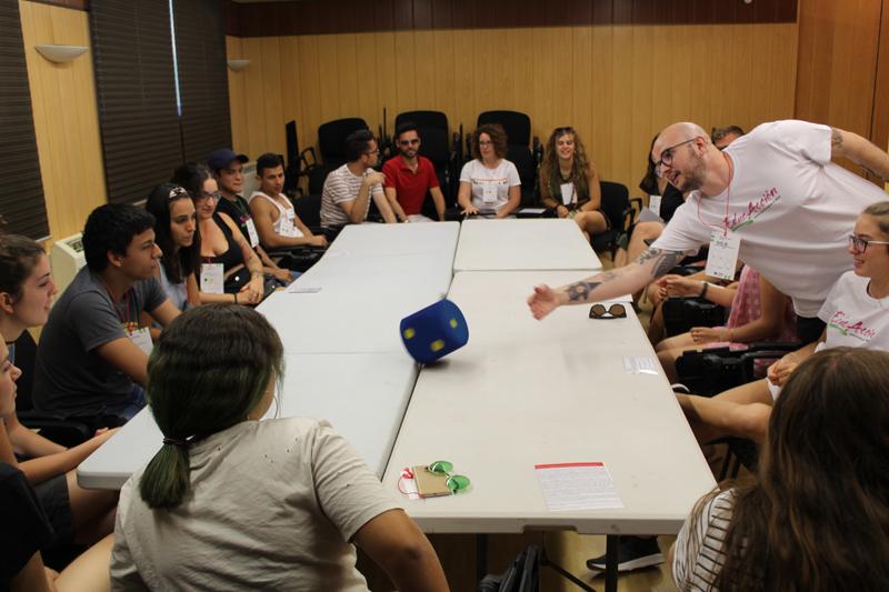 Farmamundi ha organizado el Encuentro CreActivo en Granada dentro del proyecto EducAcción