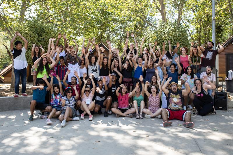 Encuentro CreActivo | Un espacio joven para expresarse sin tabúes sobre derechos sexuales