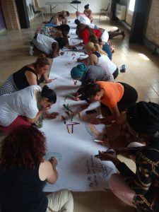 A través de dinámicas y grupos focales, este proyecto de educación ha trabajado el derecho a la salud afectivo sexual desde la interculturalidad