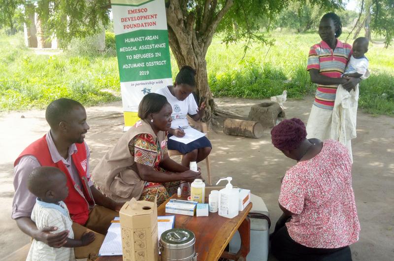 Fondo de Emergencias | Priorizamos la atención sanitaria a mujeres refugiadas en Uganda y RD Congo