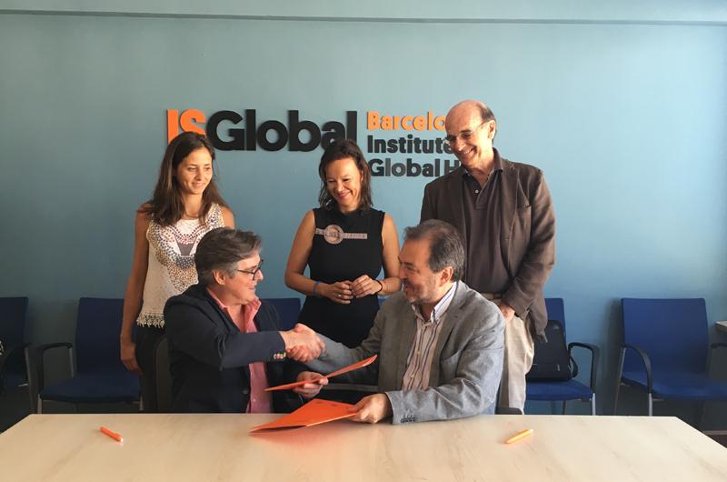 ISGlobal y Farmamundi, una alianza de cooperación para fortalecer la salud global