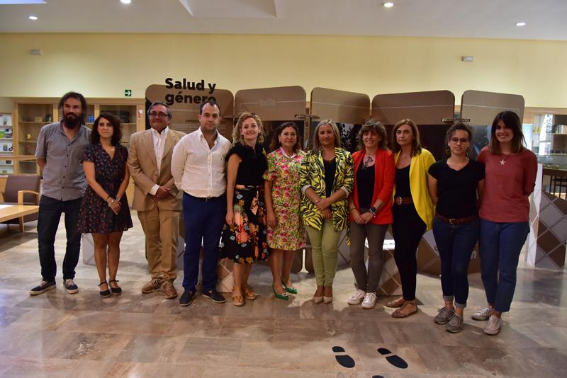 """Presentamos la exposición """"Salud y género"""" en Toledo"""