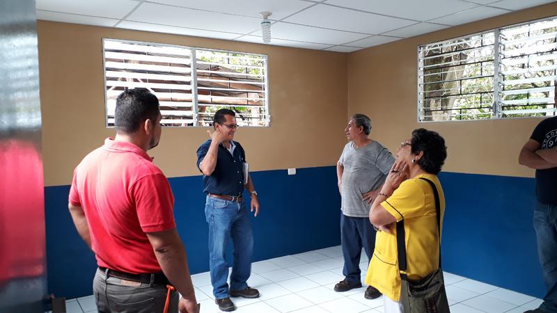 Brindamos atención integral a adolescentes en San Pablo Tacachico y San Juan Opico (El Salvador)