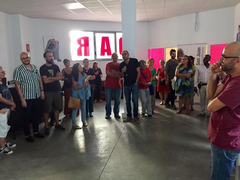 Farmamundi presentó las conclusiones del proyecto de Educación para el Desarrollo Revelando Salud dentro del encuentro de fotografía social 'Click', celebrado en Sevilla