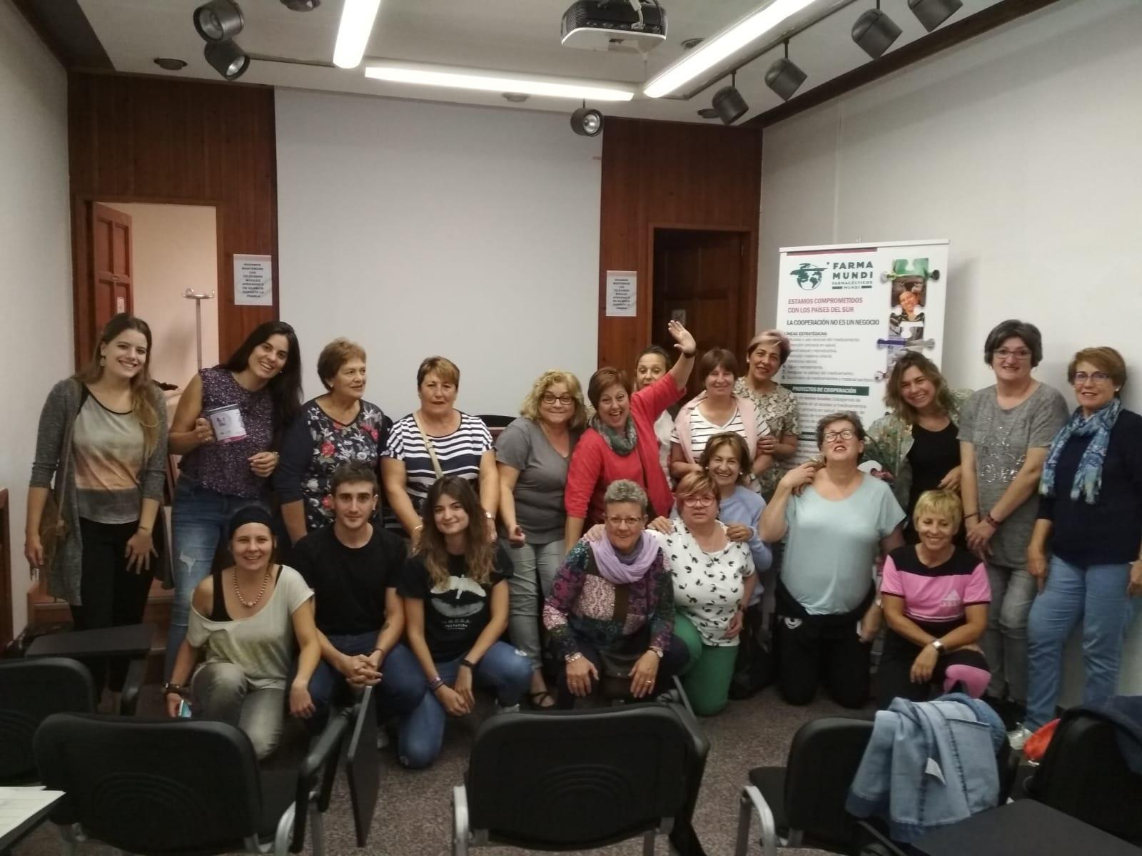 Avanza en Aragón el proyecto sobre salud y género a través del teatro