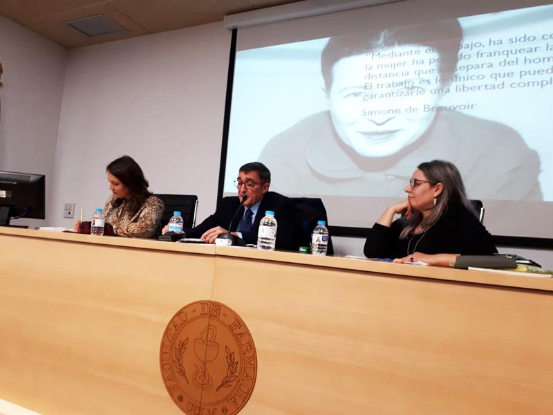 Realizamos el curso 'La salud también es cuestión de género' en Albacete