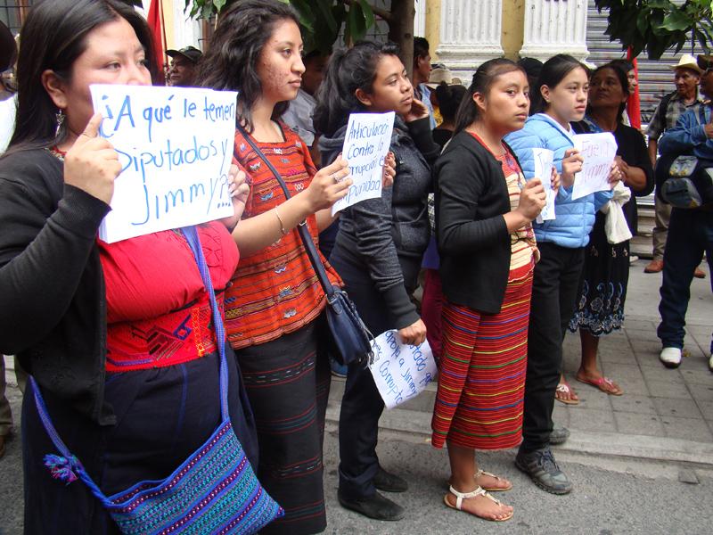 Mujeres defensoras de DDHH en Guatemala concluyen su gira de incidencia por Europa