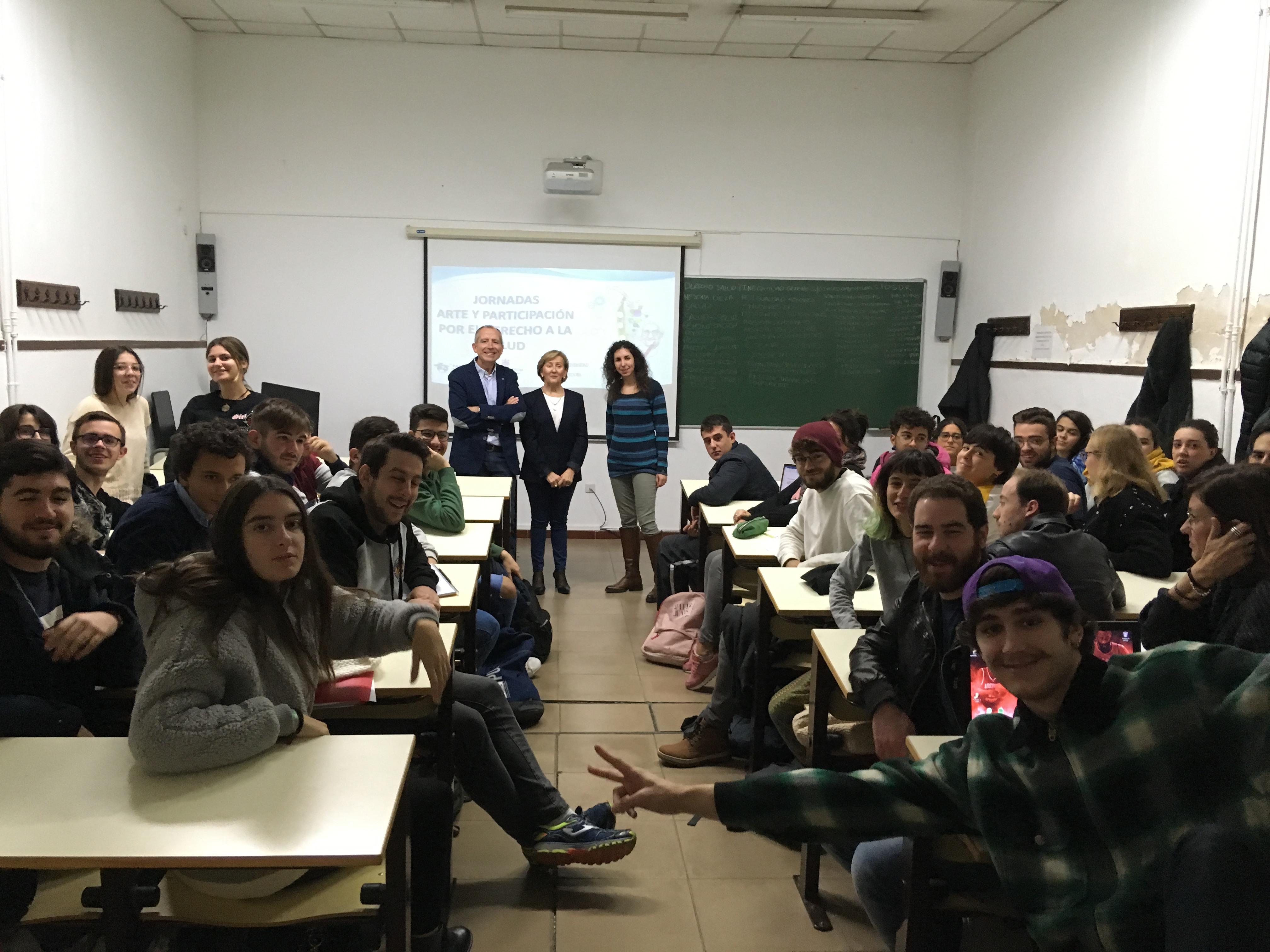 Jornadas 'Arte y Participación' en la Universidad de Córdoba