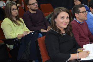 Entrevista a Gratiela Florentina, doctora en Derecho, ponente en el curso 'La salud también es cuestión de género' en Albacete