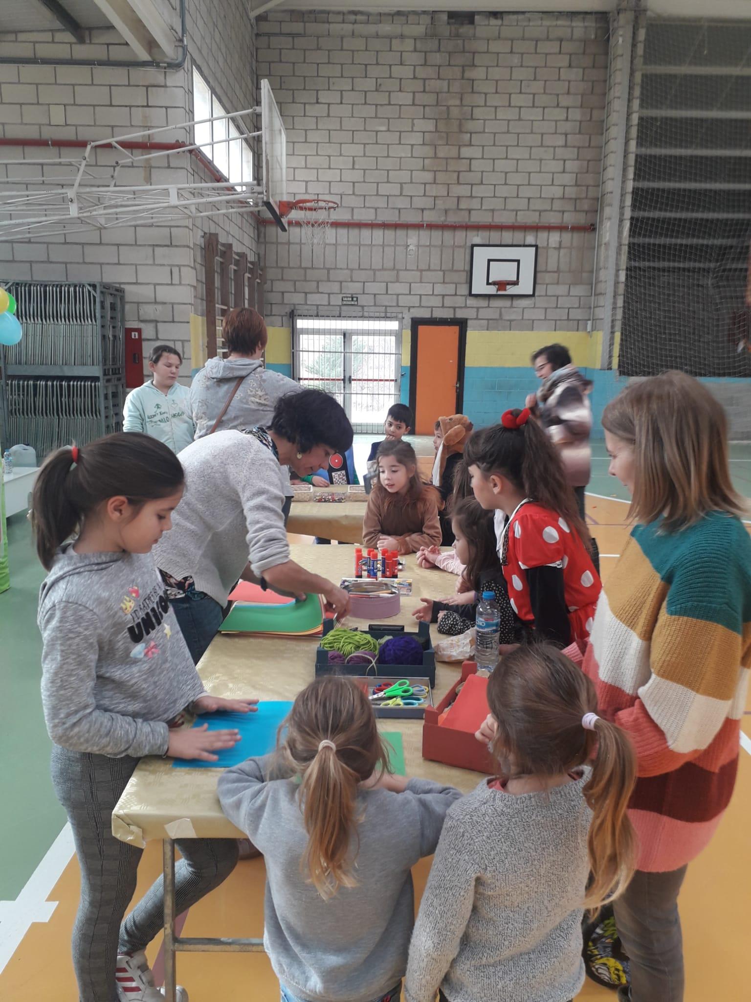 Farmamundi ha realizado un proyecto educativo en varios centros de primaria de Zaragoza dedicado a los ODS