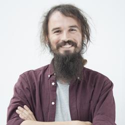David Turró, responsable del área de Educación para el Desarrollo