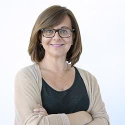 Raquel Aleixandre, responsable del área de Administración, Finanzas y RRHH