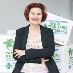 Yolanda Ansón, responsable del área de Comunicación y Marketing
