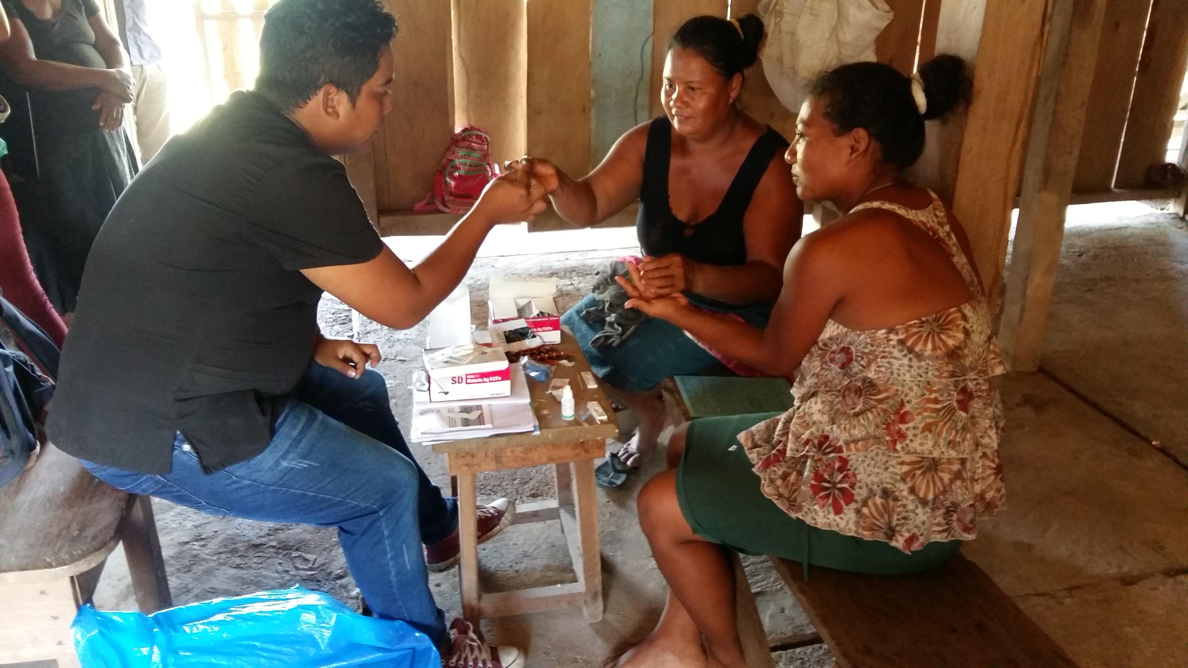 Nicaragua | Reducimos la incidencia de malaria en la Costa Caribe Norte