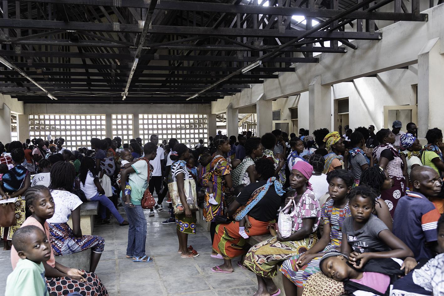 Fondo Emergencias 2019 | Asistencia sanitaria a más de 115.000 personas