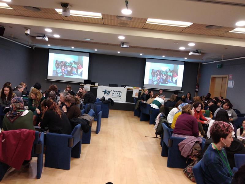 Mesa de concertación para la defensa del derecho a la salud afectivo-sexual de las mujeres en la ciudad de Valencia