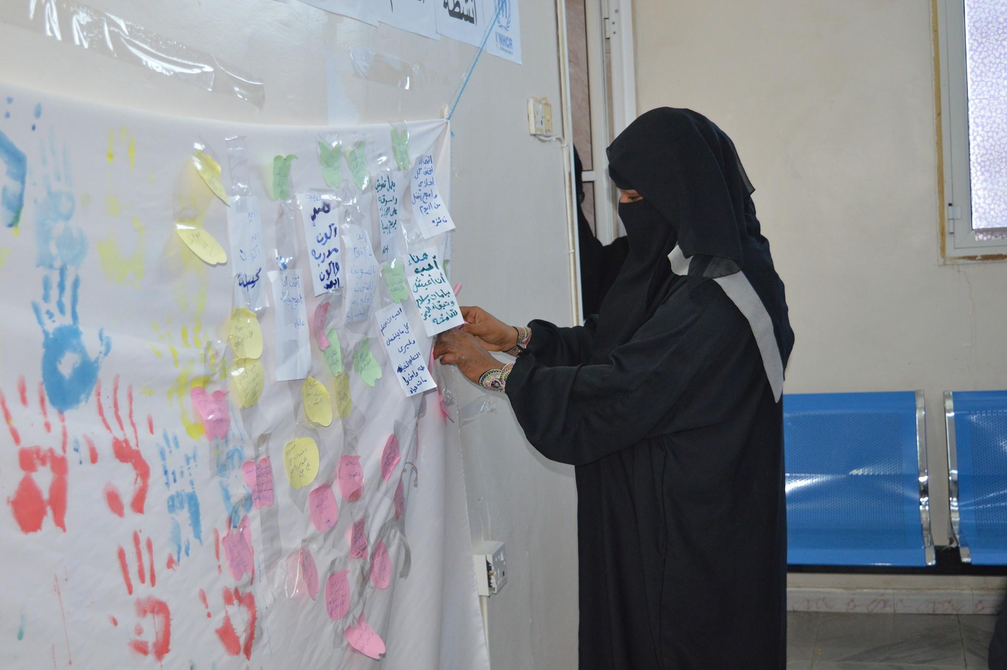 Respuesta de emergencia para frenar la epidemia de dengue en Yemen