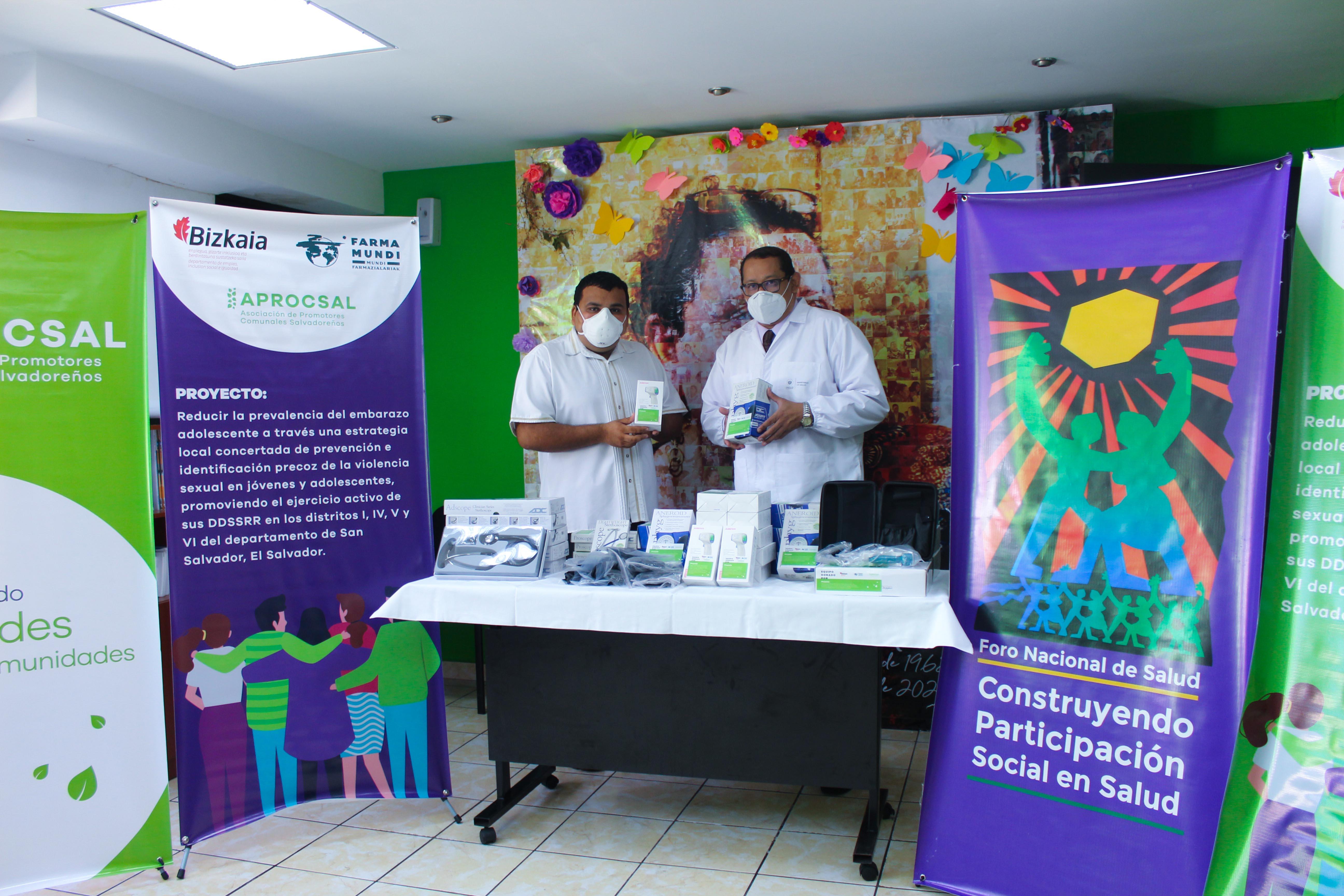 Nuevo equipamiento médico mejora la asistencia a adolescentes embarazadas en El Salvador
