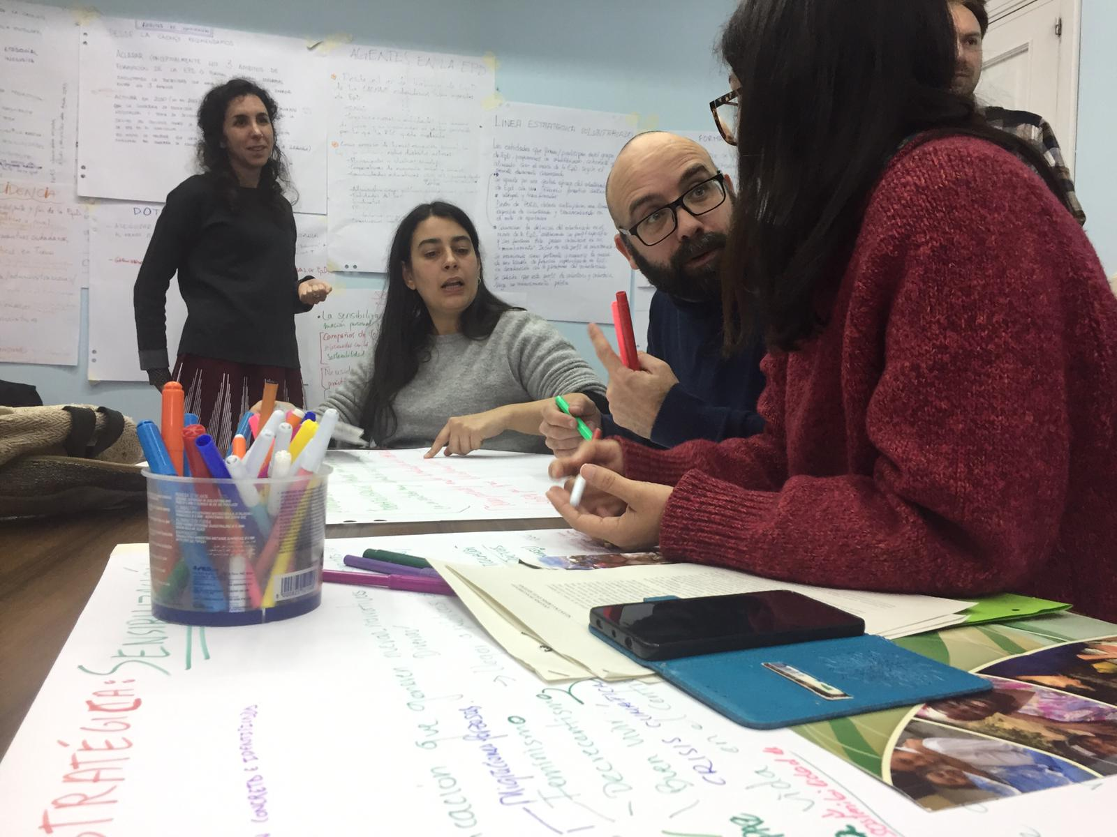 Oferta de empleo I Buscamos una Técnica/o para el Área de Educación en Andalucía