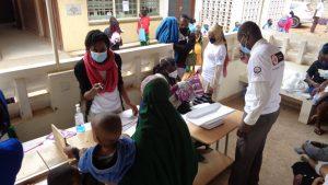 Centro de salud Biafra lion Kenia