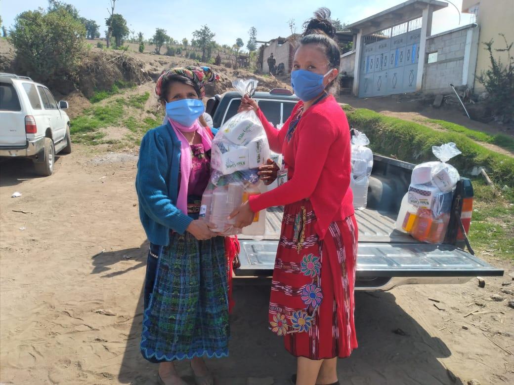Huracán ETA | Iniciamos asistencia alimentaria de emergencia a familias afectadas en Guatemala