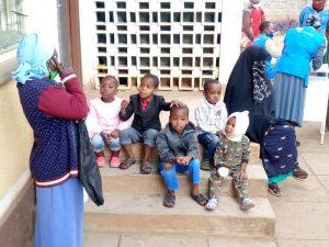 Niños kenia