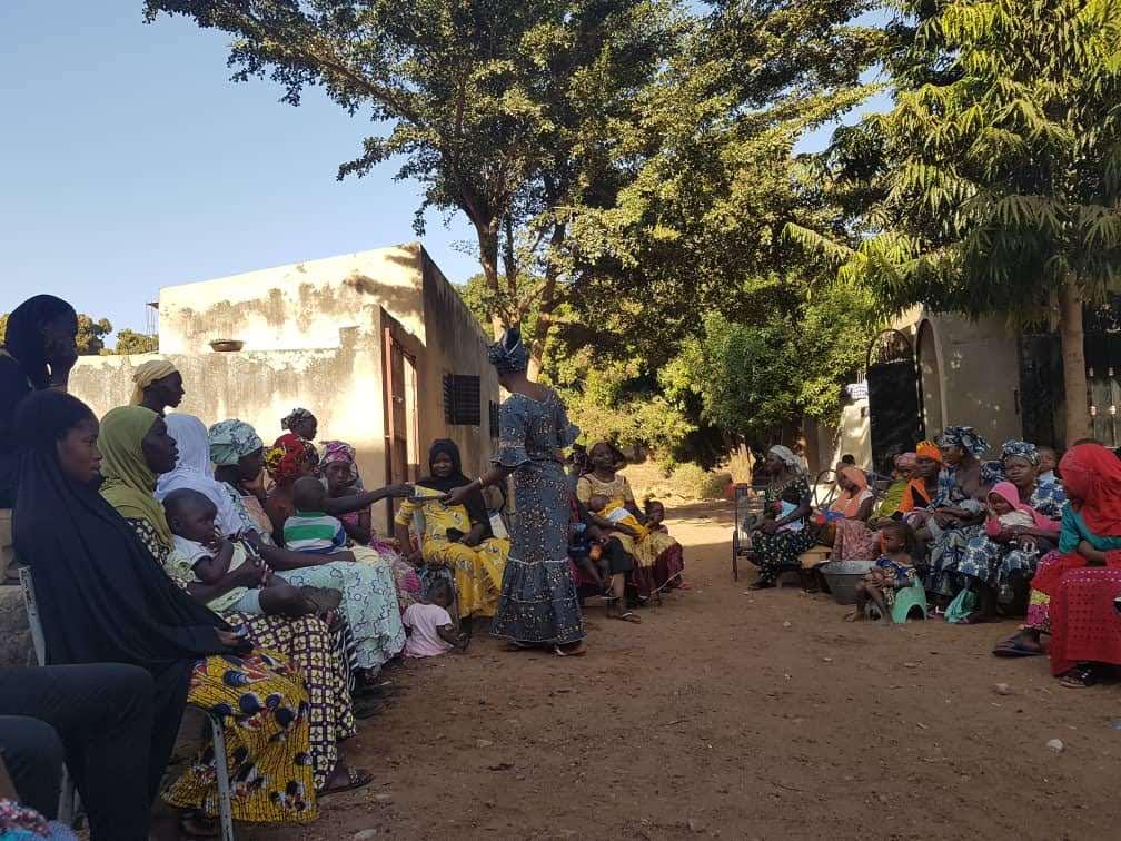 Mali | Priorizamos la atención primaria en salud en plena crisis del COVID-19