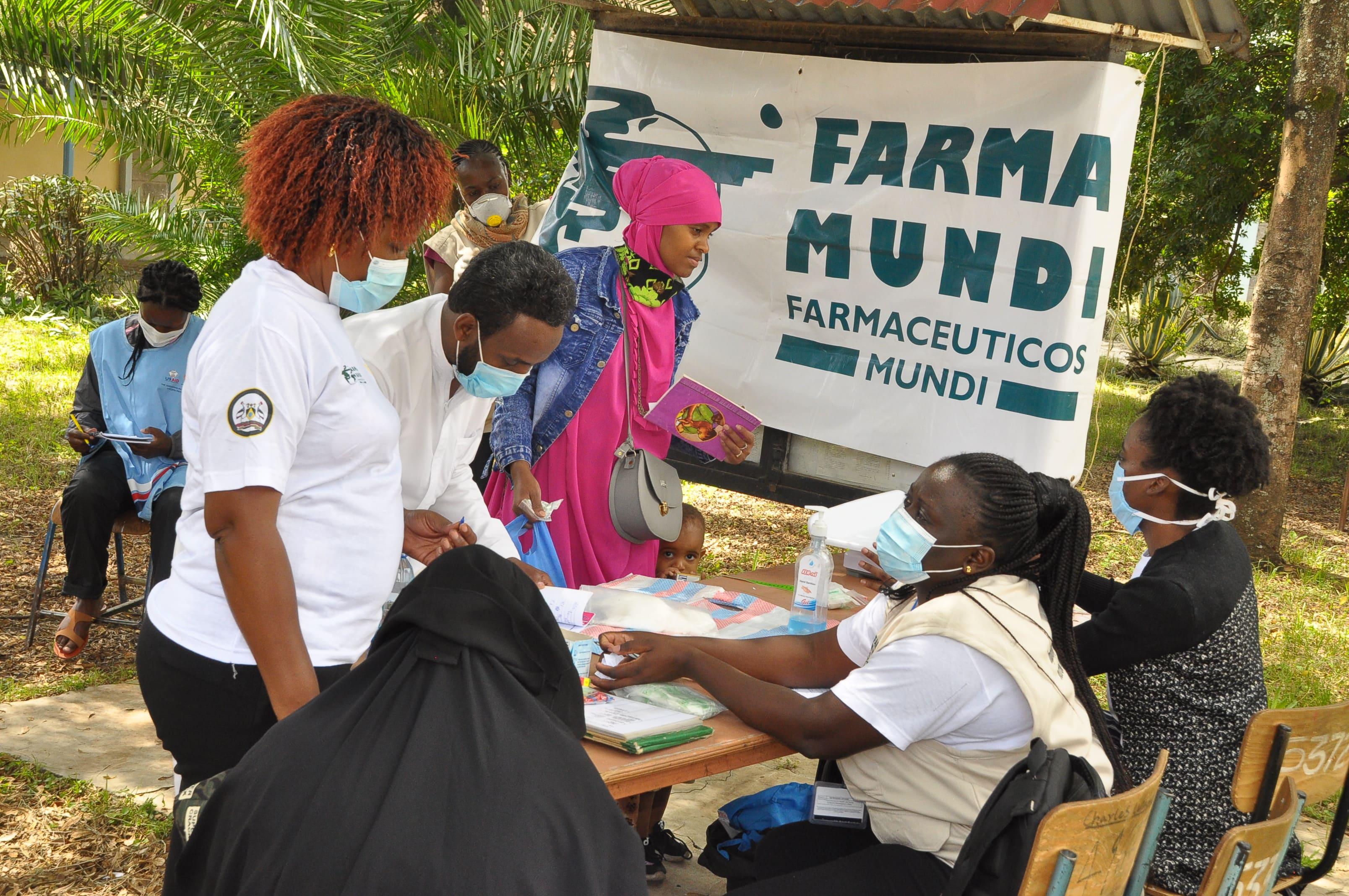 Kenia | Reforzamos la red urbana de atención primaria en salud en Nairobi