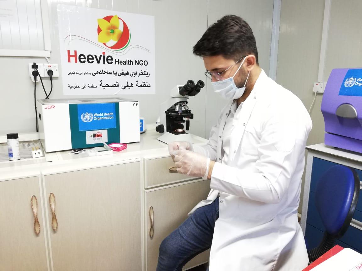 Empleo | Personal técnico de proyectos de Acción Humanitaria en Iraq