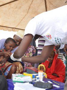 vacunas Kenia