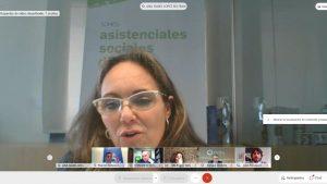 Ana Lopez casero del consejo de colegios de farmacéuticos de españa