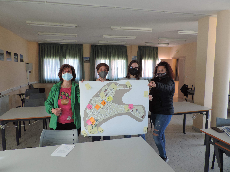 Guadalupe y Logrosán mapean los recursos de bienestar y salud de sus comunidades