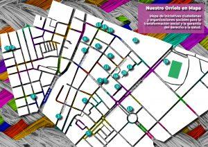 mapa orriols