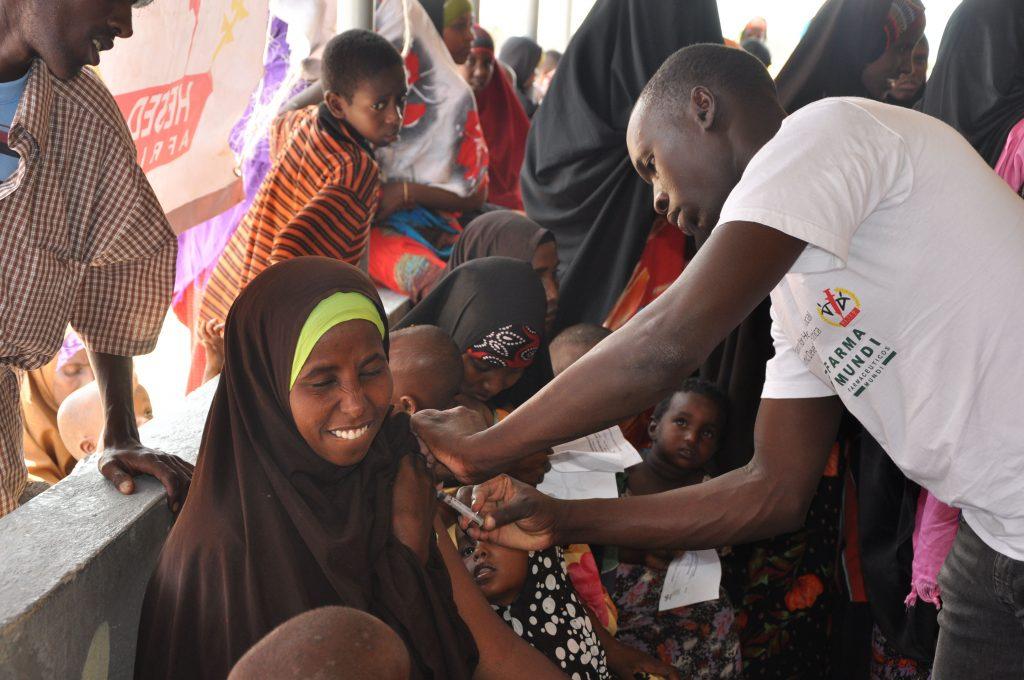 kenia vacunas
