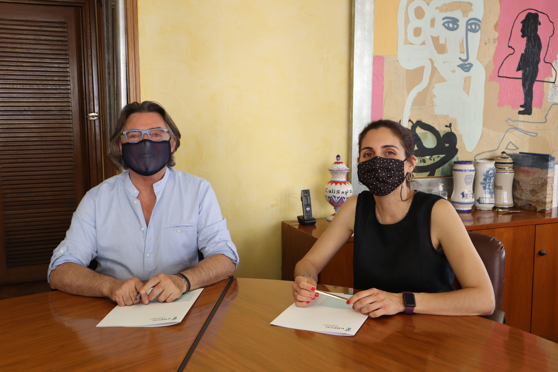 Renovamos alianza con el Colegio de Farmacéuticos de Murcia en acción humanitaria y cooperación
